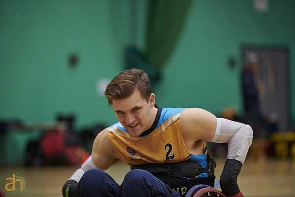 Harry's Paralympics Ambition