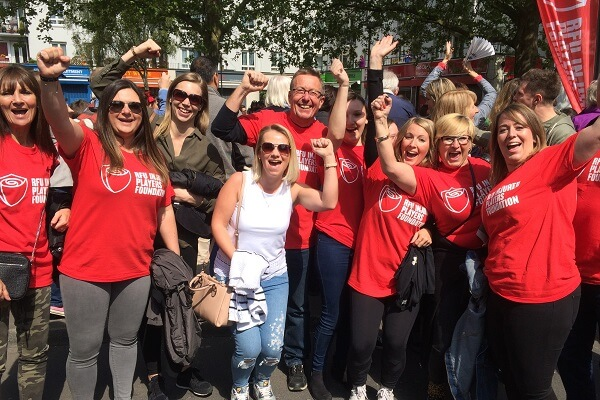 Volunteers Needed – Support the IPF London Marathon Team