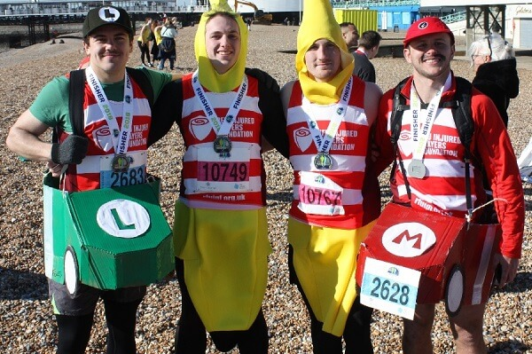 Sussex University RFC's Mammoth Half Marathon Fundraising!