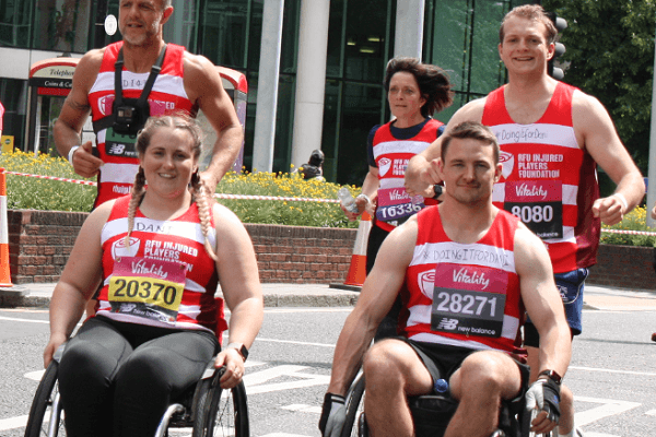 Injured Player Conquers Vitality London 10k
