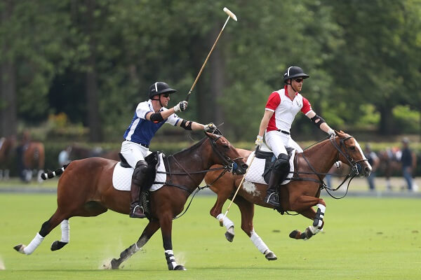 Royal Polo Day Benefits Injured Players