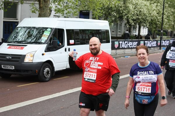 Rugby Runners raise over £65,000 in London Marathon